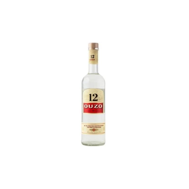 OUZO 12 -  700ml