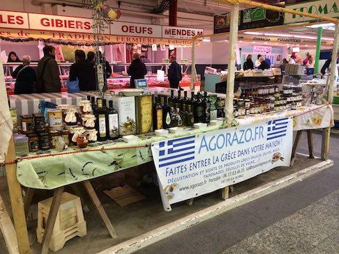 Agorazo sur le marché de Sartrouville