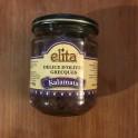 Tapenade Olives noires grecques sans anchois Elita - 190gr