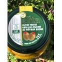 Elita olives vertes grecques farcies aux poivrons rouges - Mikinaiki - 355gr
